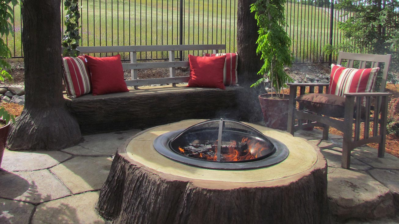 Fire Pits and Features