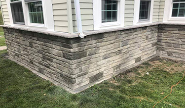 Home Exterior Panel Wall